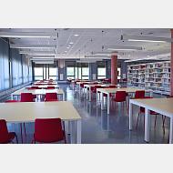 2ª planta Biblioteca General