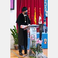 Rector de la Universidad de Burgos, Dr. Manuel Pérez Mateos