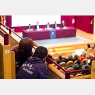 Inauguración Encuentro de Jóvenes Europeos EPM