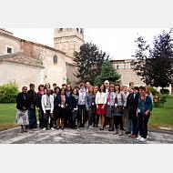 Erasmus International Staff Training Week.