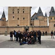 Alcázar de Segovia - 9 de noviembre de 2016