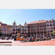 Plaza Mayor de Burgos