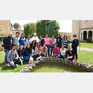 Caleruega-Claustro Monasterio