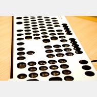 Carcasa para teclado