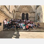 Visita a la Catedral con Javier Garabito y Sofía Cirmi
