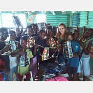 Voluntariado en Benin