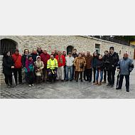 Visita a los Depósitos de Agua del Cerro San Miguel el Día Mundial del Agua