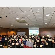 Diplomas - 22 febrero de 2019