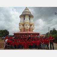 Voluntariado UBU-Bangalore