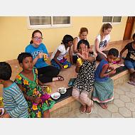 Voluntariado en Bangalore (La India)