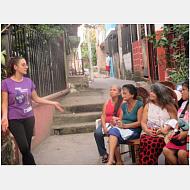Voluntariado en el Salvador