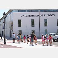 Niños en la UBU