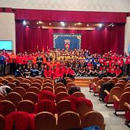 Presentación de los equipos deportivos de la Universidad de Burgos