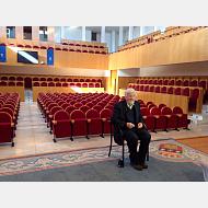 Dentro del Foro de la Cultura celebrado en Burgos: Conversaciones con Marc Augé