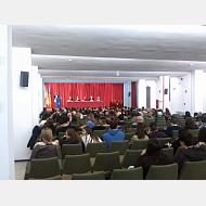 Salón de Actos de la Escuela Politécnica Superior (Vena. Edificio A)