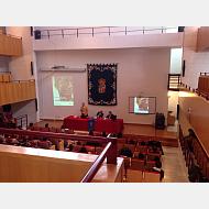 Inauguración actividades transversales de la Escuela de Doctorado. Conferencia Dr. Juan Luis Arsuaga