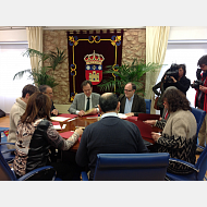 Firma del Convenio colectivo del PDI. Vicerrectores de las universidades de Castilla y León y sindicatos