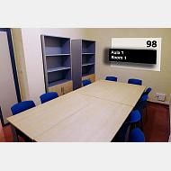 Aula 1 / Room 1