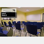 Aula 5 / Room 5