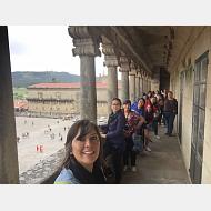 Balcón de Museo do Pobo Galego