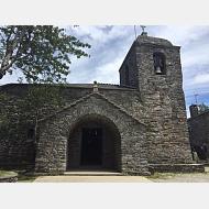 Iglesia O'Cebreiro