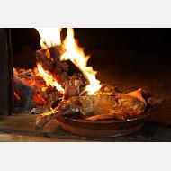 Lechazo al horno - Gastronomía burgalesa