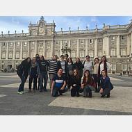 Palacio Real - Madrid, 25 noviembre 2015