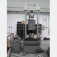 Máquina dinámica para ensayos de fatiga y fractura y cámara climática