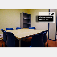 Sala de reuniones / Meetings room