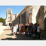 Visita al Monasterio de las Huelgas