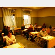 Primeros candidatos prueba CCSE - 25 noviembre 2015