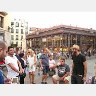 San Miguel's market
