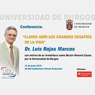 Solemne Acto de Investidura Doctorado Honoris Causa