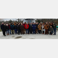 Visita a la Estación de Tratamiento de aguas Potables de Arlanzón