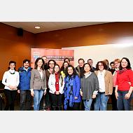 Representantes de instituciones educativas de Alemania (23 marzo 2015)