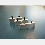 Soportes de aluminio
