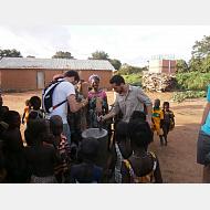 Voluntariado en Togo