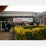 Con Coventry University en San Miguel