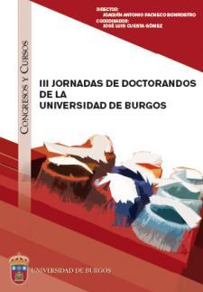 Imagen de la publicación: III Jornadas de Doctorandos de la Universidad de Burgos