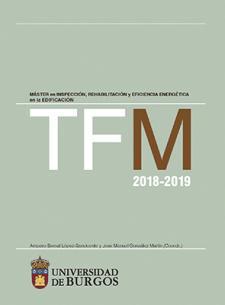 Imagen de la publicación: TFM 2018-2019. Máster en inspección, rehabilitación y eficiencia energética en la edificación