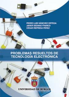Imagen de la publicación: Problemas resueltos de tecnología electrónica