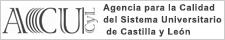 ACUCyL Agencia para la calidad del sistema universitario de Castilla y León