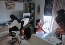 """Lydia Valme Rivas Orihuela, Fotografía ganadora Concurso de Fotografía  """"La Universidad en Casa"""""""