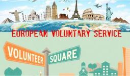 ¡Voluntariado Europeo!
