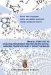 Imagen de la publicación: Manual práctico de análisis estadístico en educación social: análisis transversales y longitudinales