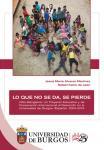 Imagen de la publicación: Lo que no se da, se pierde. UBU-Bangalore: Un Proyecto Educativo y de Cooperación Internacional al Desarrollo en la Universidad de Burgos (España). 2004-2019
