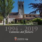 Imagen de la publicación: Universidad de Burgos 1994-2019. Camino del futuro