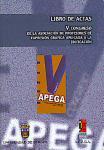 Imagen de la publicación: Libro de Actas. V Congreso de la Asociación de Profesores de Expresión Gráfica Aplicada a la Edificación