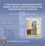 Imagen de la publicación: II Encuentro Iberoamericano sobre investigación básica en educación en ciencias