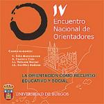 Imagen de la publicación: La orientación como recurso educativo y social. IV encuentro nacional de orientadores